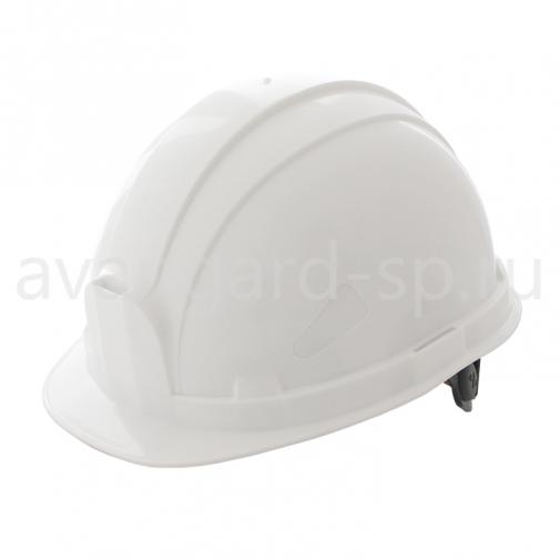 Каска защитная шахтерская СОМЗ-55 Hammer RAPID (белая) (77717)